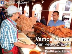 APOYEMOS AL COMERCIO LOCAL. Reactivemos la economía en estos momentos difíciles: Dr. Ricardo López