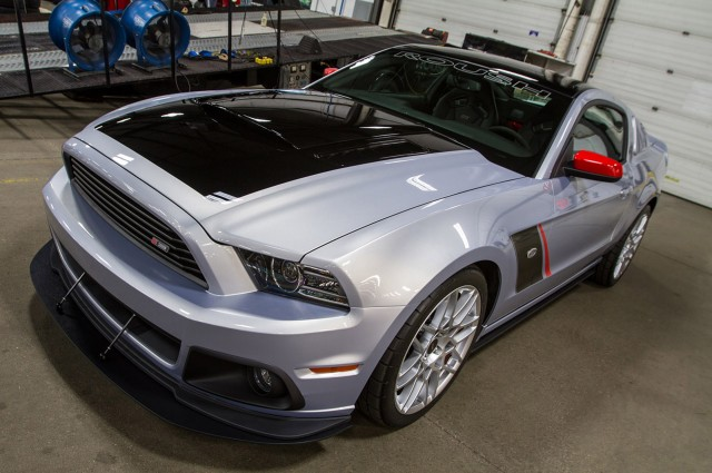 2013 Ford Mustang Tuned By Roush for charity