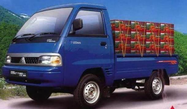 Kelebihan Dan Kelemahan Mobil Mitsubishi T 120 SS Mini PickUp