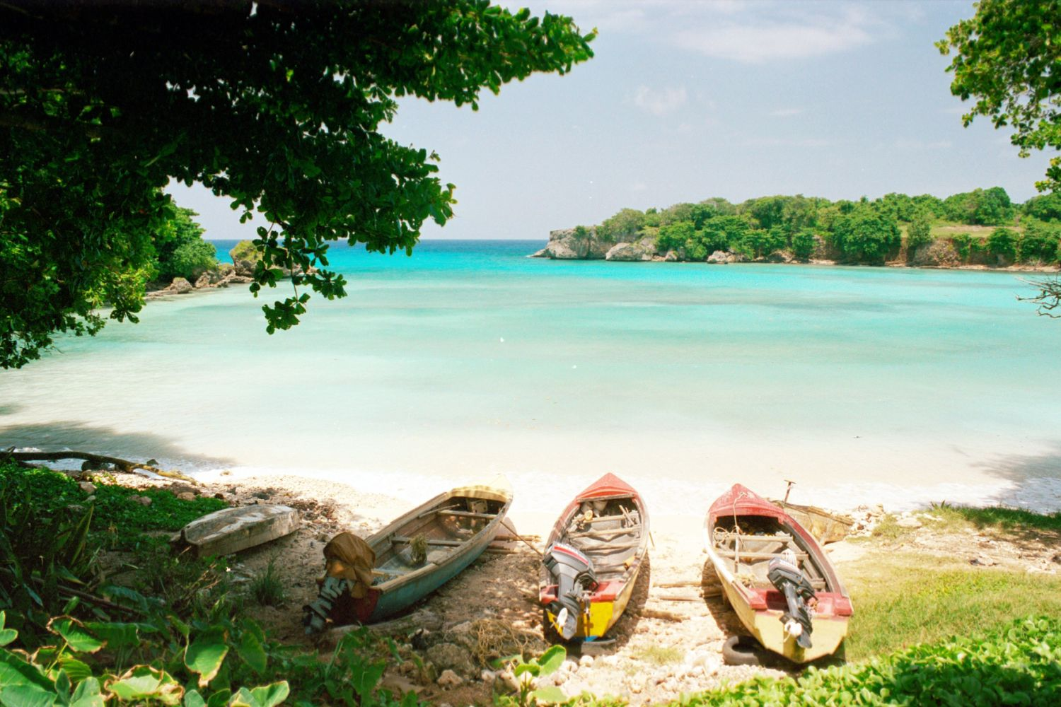 Jamaica caribbean paradise island tourist destinations for Places to go for a mini vacation