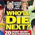 giovedì tabloid: chi sarà il prossimo a morire?