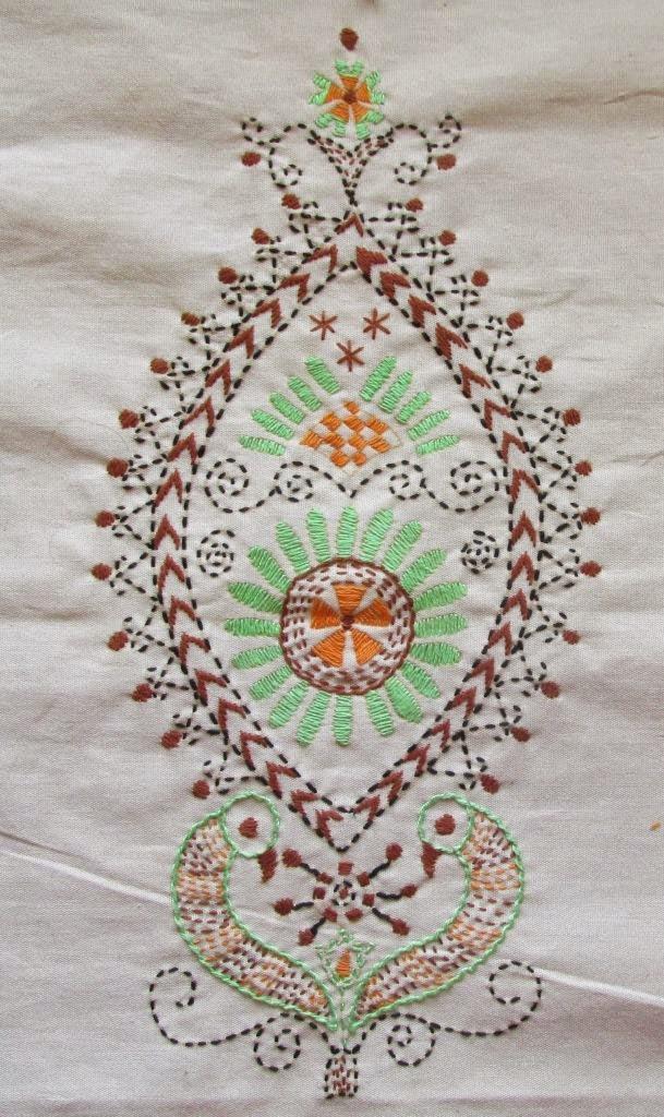 My Craft Works Kantha Embroidery Motifs