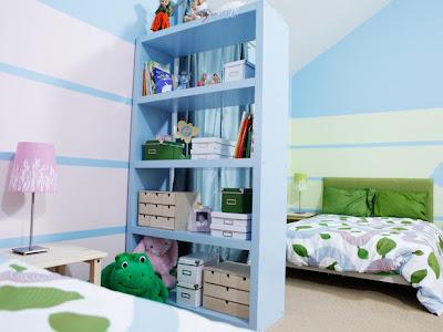 Ideas de decoración para habitaciones compartidas de niños ...