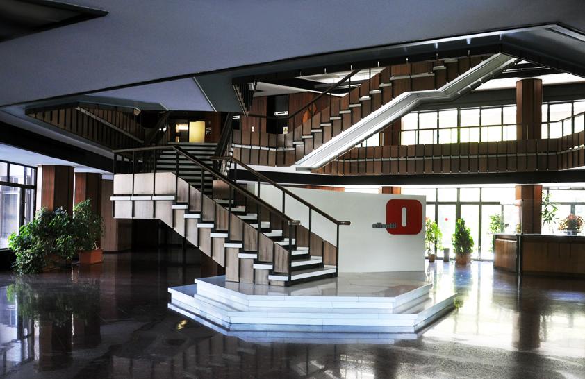 Industrial Design In Victoria Australia Olivetti Ivrea
