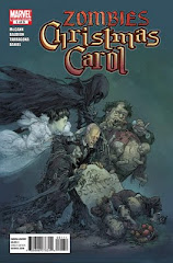 Zombies Christmas Carol #1(MARVEL)
