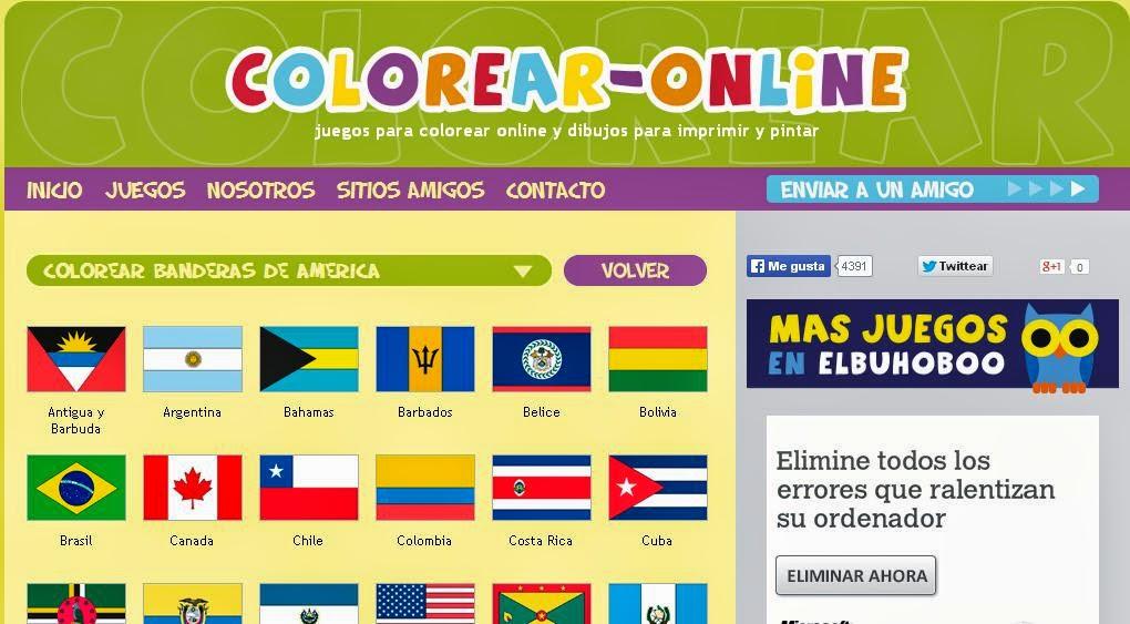 http://www.colorear-online.com/colorear-banderas/america/index.php