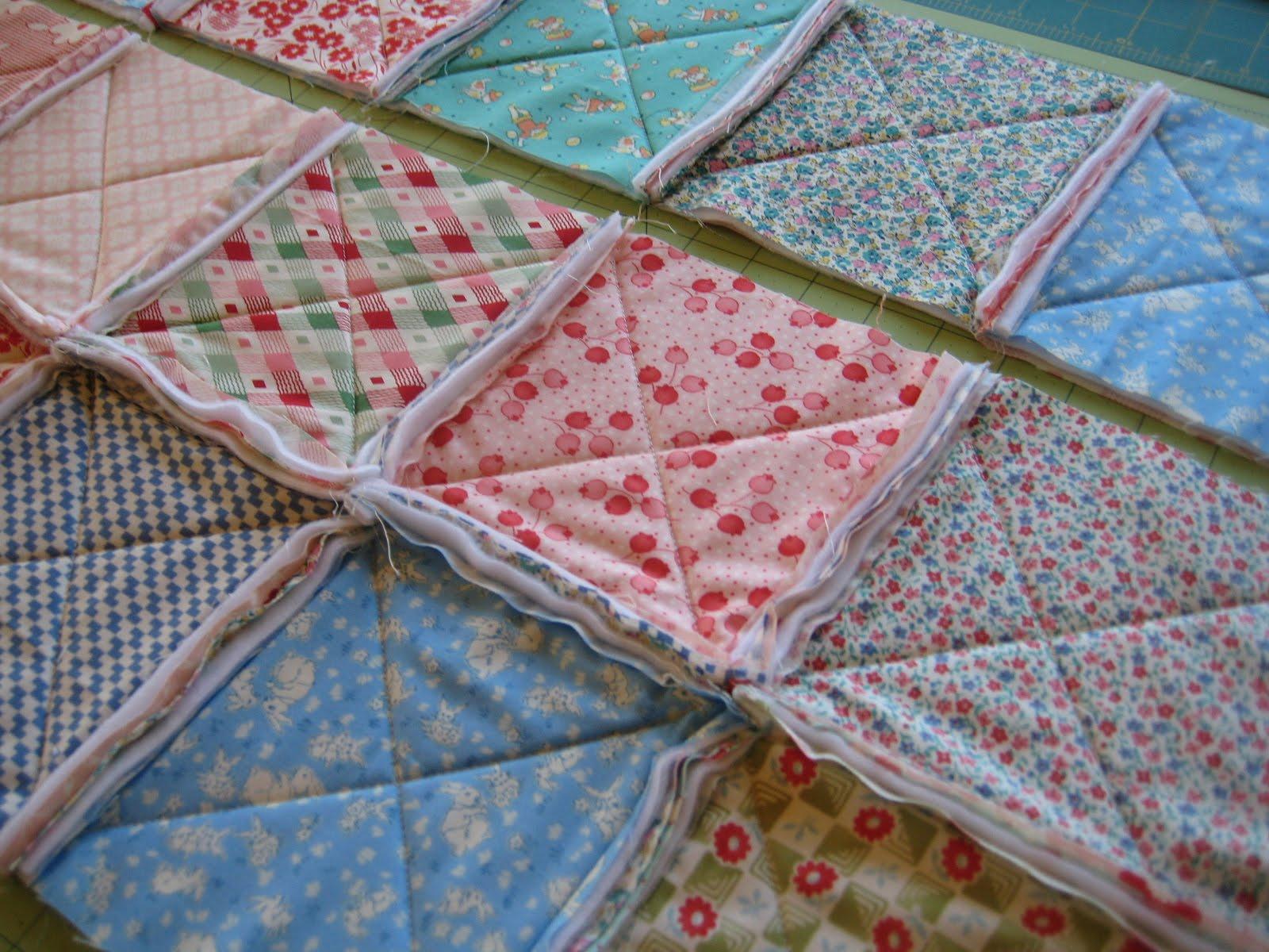 Rag Quilt Quilting In The Rain