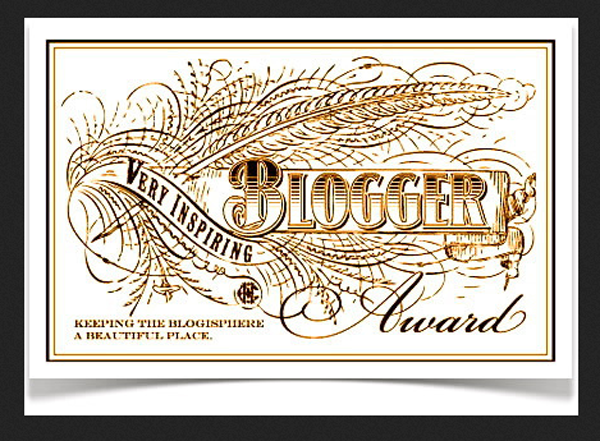 tag, blog award