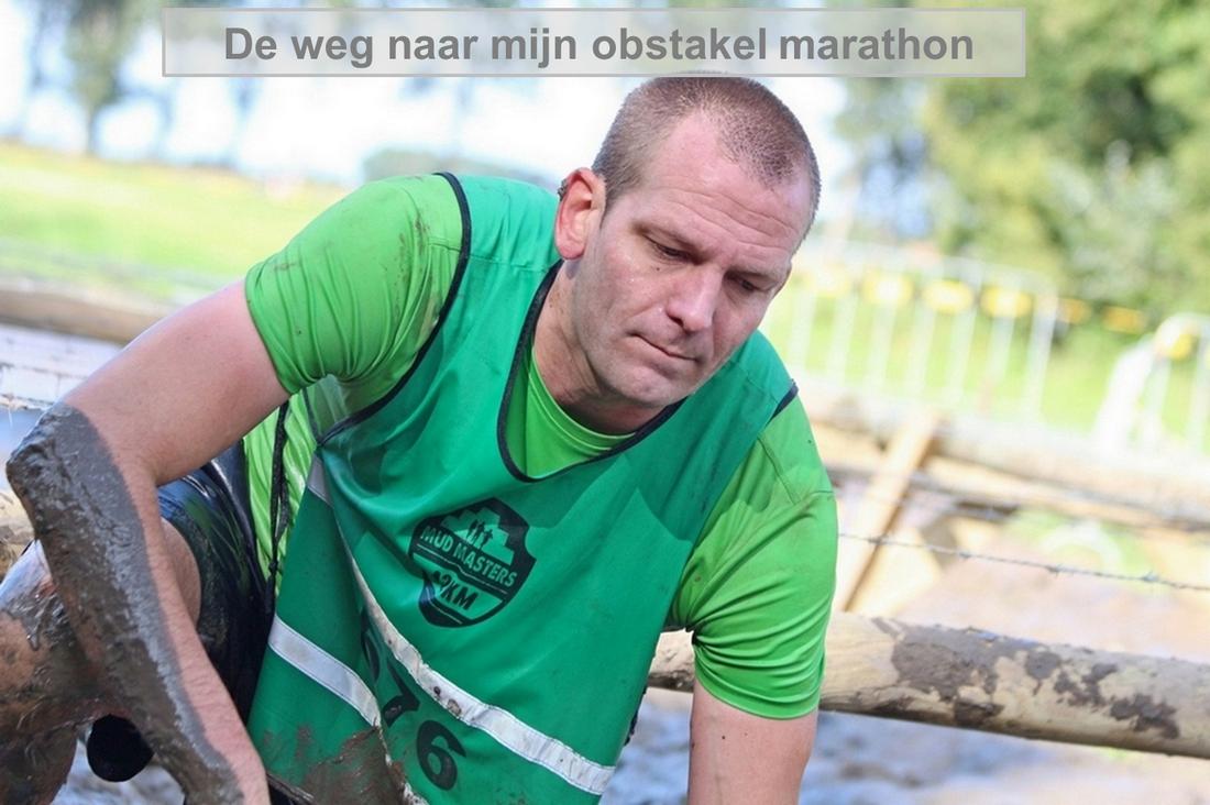 De weg naar mijn obstakel marathon
