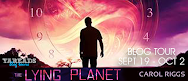 The Lying Planet Tour & Giveaway