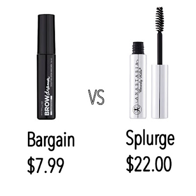 Splurge VS Bargain