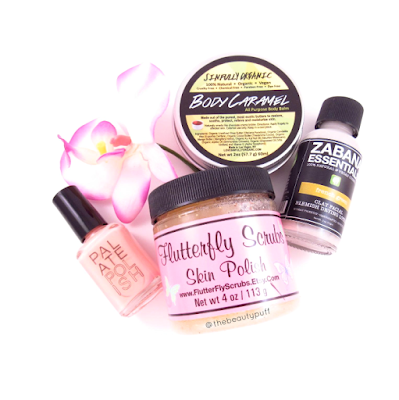 babeboxx october 2015 - the beauty puff