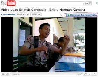 Alamat Baru Situs Youtube Untuk Pengunjung Indonesia