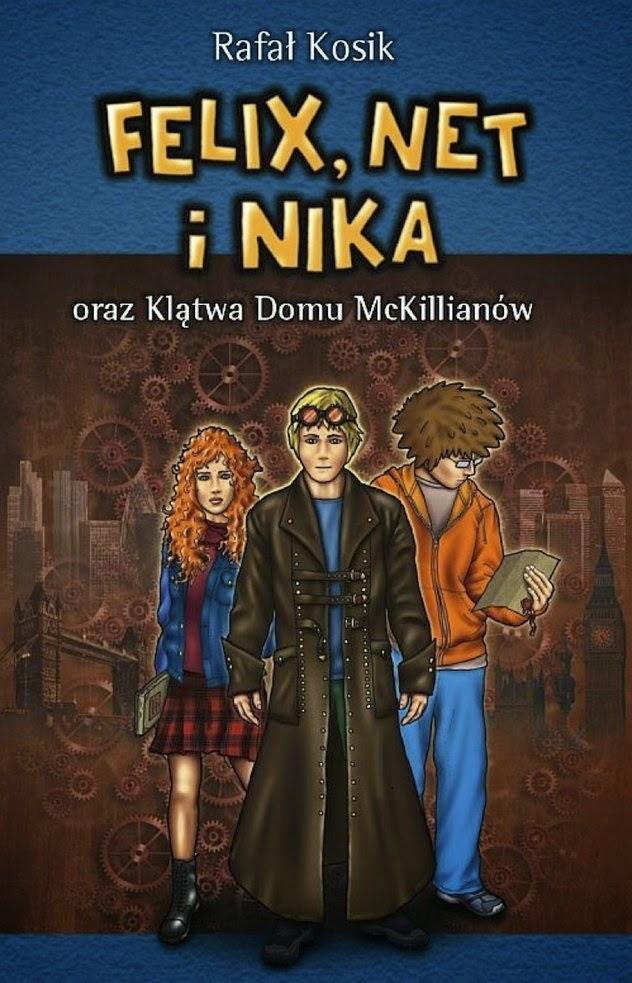 Felix, Net i Nika jadą do Wielkiej Brytanii!