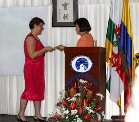 Prof. Mary Andrea.