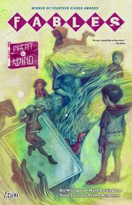 Inherit the Wind, Fables 17, by Bill Willingham