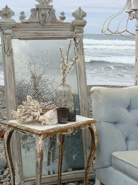 Shabby Chic Decor {2} ~ Crafts and Decor
