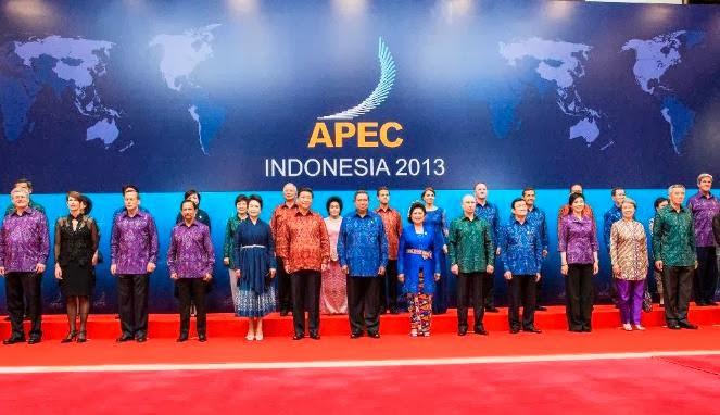 KTT APEC Lahirkan Tujuh Kesepakatan