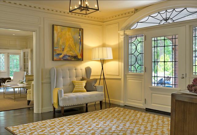 New home interior design elegant georgian home for Georgian bedroom ideas