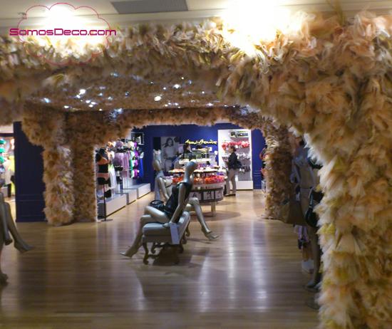 idea para tienda de ropa interior