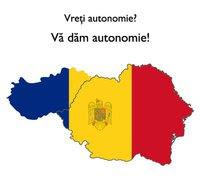 Declara-ti AUTONOMIA fata de Romania!