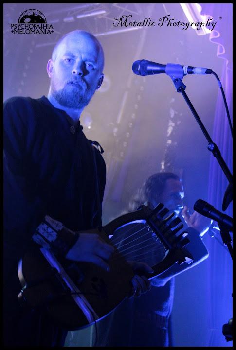 Einar Selvik & Gaahl (Wardruna)