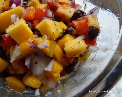 recipe papaya salsa