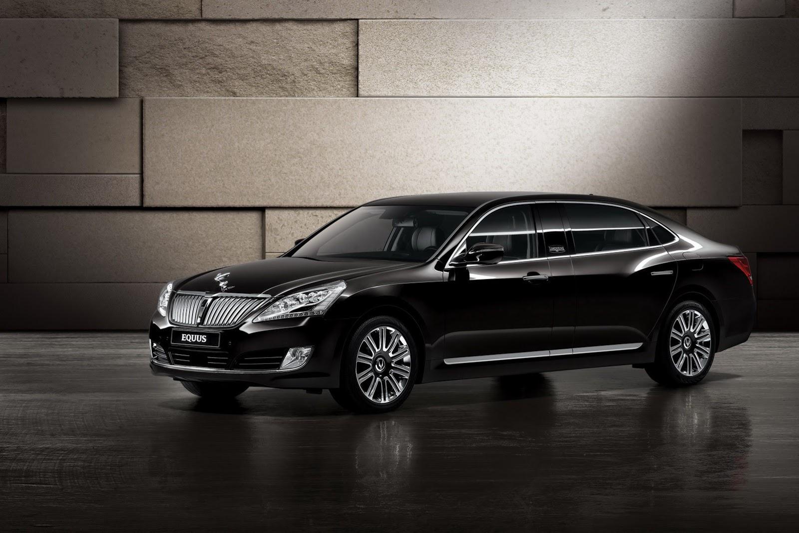 All Cars Nz 2012 Hyundai Equus Limo Bulletproof 2013