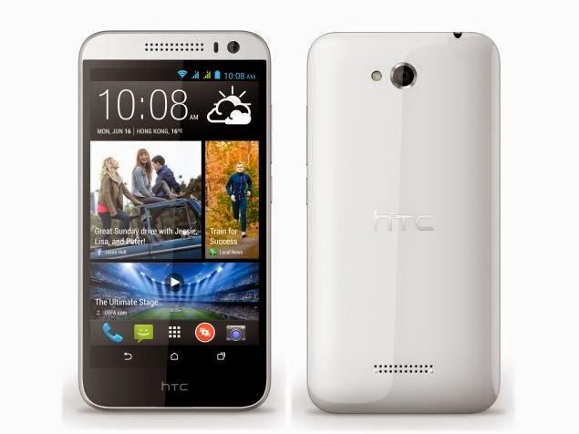 Harga HP HTC Desire 616 Dibanderol Rp 2,9 Jutaan