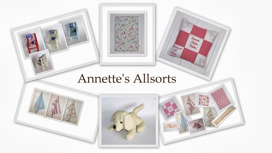 Annette's Allsorts