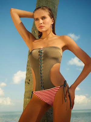 Russian model Tanya Mityushina hot in sexy bikini