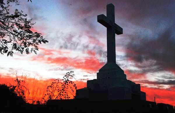 Cross on Krizevac