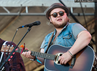 Ragnar Þórhallsson with Of Monsters and Men