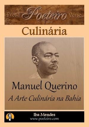 A Arte Culinária na Bahia, de Manuel Querino