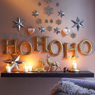 Natal parede