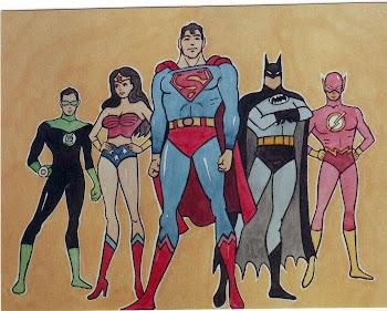 Los Superheroes Americanos