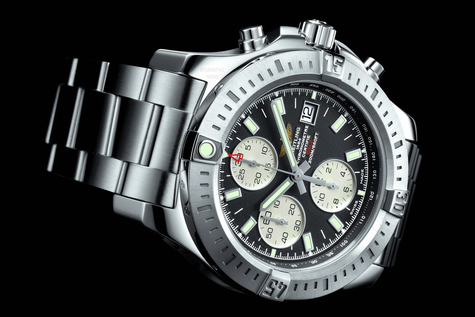Breitling colt chronograph automatic for Breitling automatic