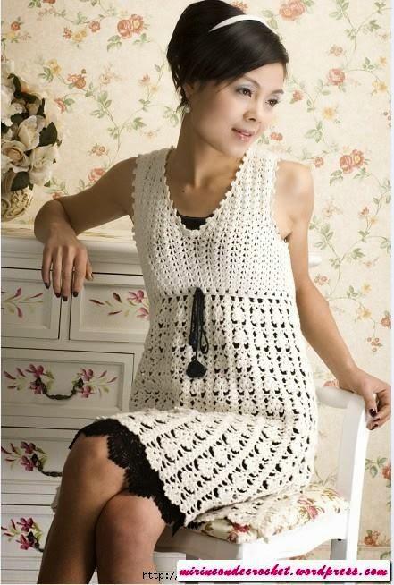 Платье из японского журнала