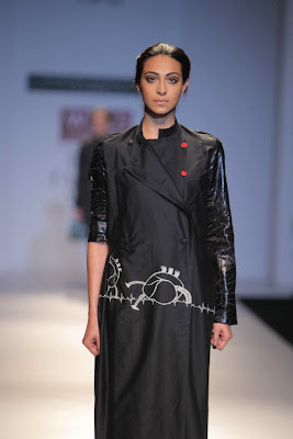 Kallol Datta at Wills Lifestyle India Fashion Week - Autumn Winter 2012 Day 3