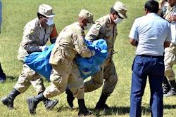 cuatro funcionarios de la ONU que estaban verificando las plantaciones de coca