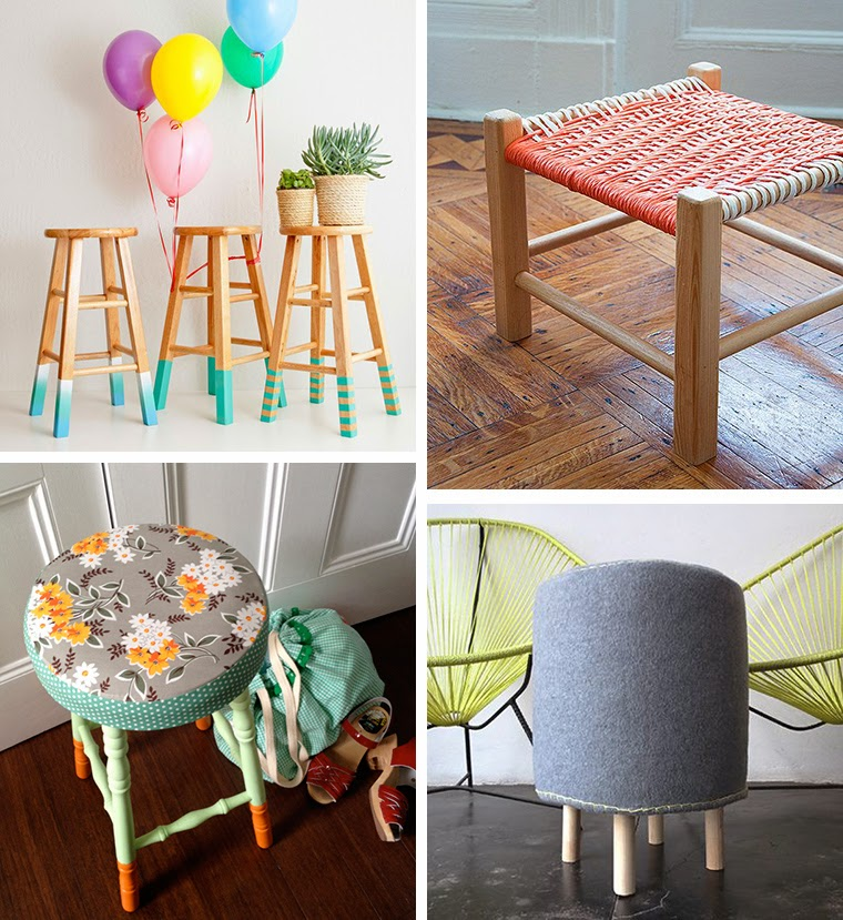 DIY Monday # Stools