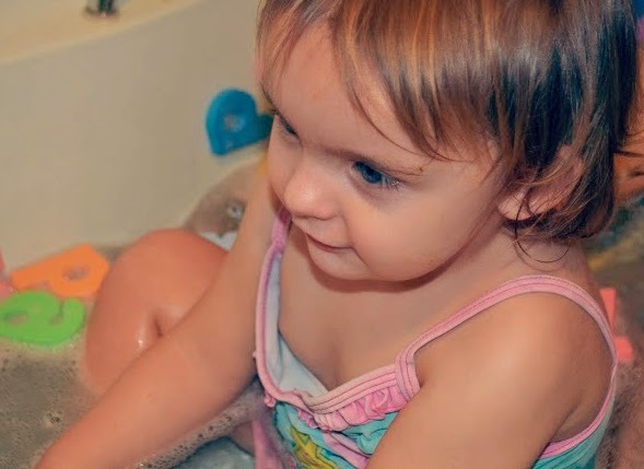 H&A Disney Nemo Soft and Gentle Bubbly Bath Foam Review