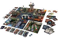 Set de jeu de City of Horror