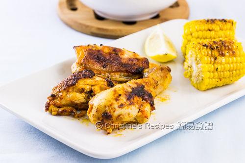 霹靂霹靂烤雞 Piripiri Chicken02