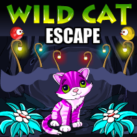 YalGames Wild Cat Escape