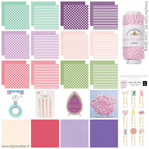 EveryDee Color Kit - I Love Spring