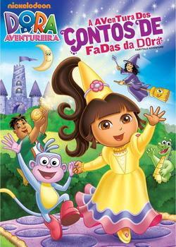 Dora a Aventureira - A Aventura dos Contos de Fadas da Dora Dublado 2012