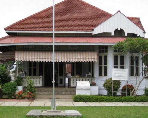 Rumah Pengasingan di Bengkulu