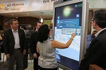 Posto do Futuro Petrobras Intel