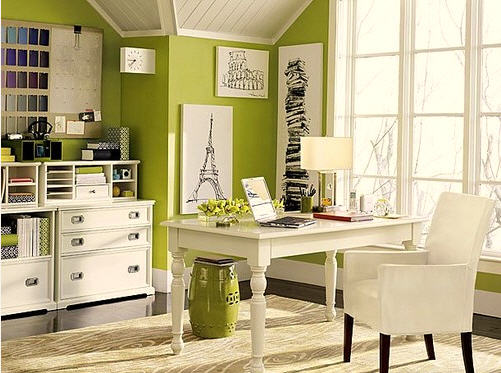 D3 Interior Design: Color Love - Shades of Green